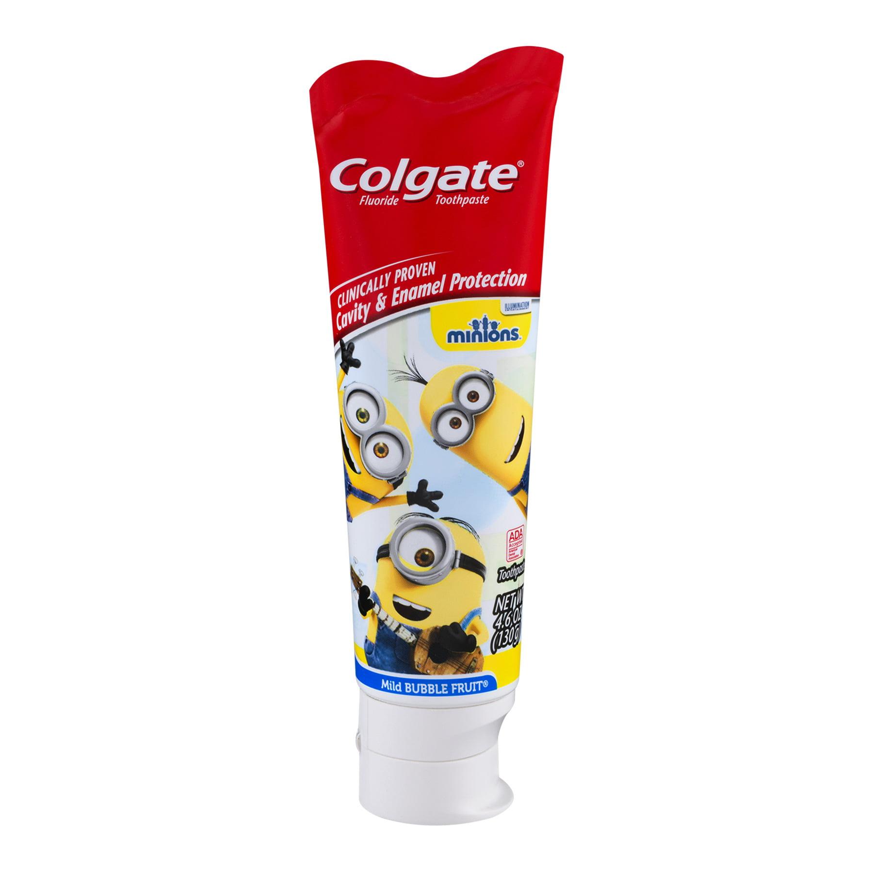 Kids Tooth Paste Colgate Kids Fluoride ...
