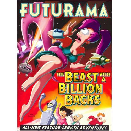 Futurama: The Beast With A Billion Backs (Widescreen)