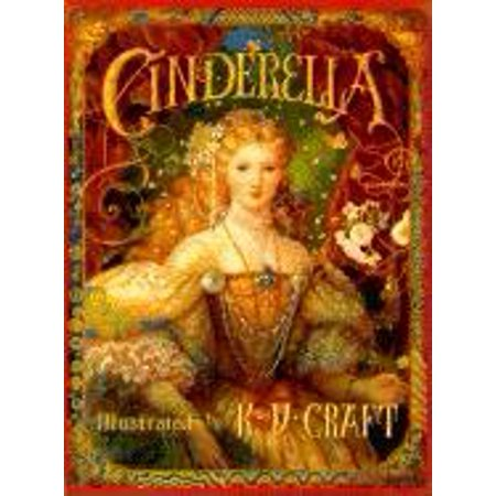 Book Craft (Cinderella)