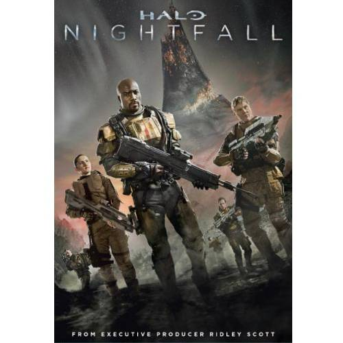 Halo: Nightfall (Widescreen)