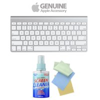 Apple - Wireless Keyboard - Belgian With Free Cleaning Kit For Iphones/Ipads/Imacs