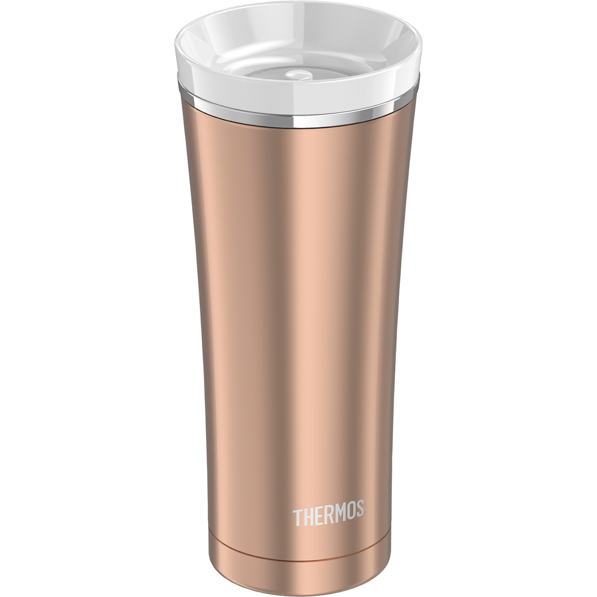 Thermos Ns1056rg4 16 ounce Sipp Stainless Steel Travel Tumbler  rose Gold
