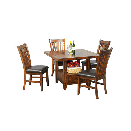 Bundle-96 Winners Only, Inc. Zahara Dining Set (7 Pieces)