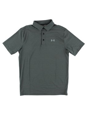 dfeab825 Product Image Under Armour Mens Playoff Polo Shirt Dark Grey