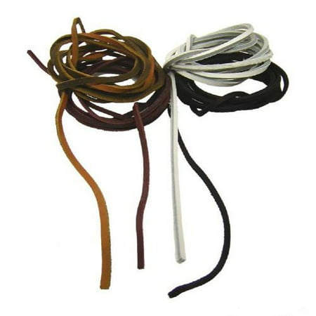 Tan Cowhide Leather (2 Laces (1 Pair) 72