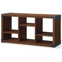 Landon TV Stand with Cube Organizer for Flat Panel TV's up to 45