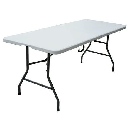 6 Foot Bi-Fold Folding Table - Plastic Development Group