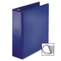 "MyOfficeInnovations View Binder D-Ring 3"" Navy 3254472"