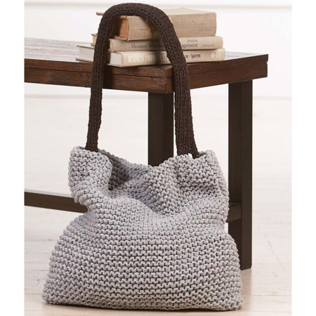 Simple Tote Knit Pattern