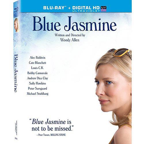 Blue Jasmine (Blu-ray + Digital HD) (Widescreen)
