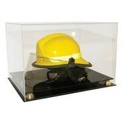 Caseworks International Fireman s Helmet Display Case