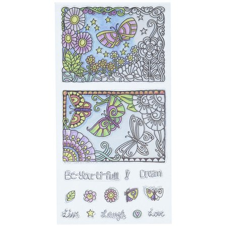 SC0721 Color Me clear Stamps 4