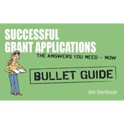 Successful Grant Applications: Bullet Guides - eBook