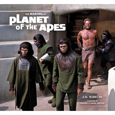 - The Making of Planet of the Apes (Hardcover)