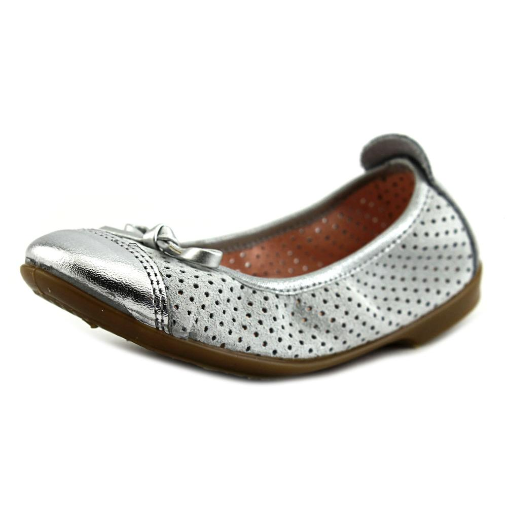 Nens Lam/Serr Youth  Round Toe Leather  Ballet Flats