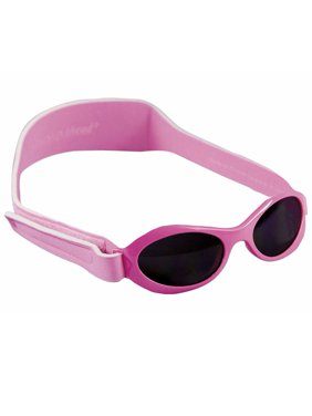73ab6d52458a Product Image Pink Wrap Sunglasses for Baby and Toddler Girls by Sun  Smarties