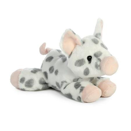 Spotted Piglet Mini Flopsie 8 Inch - Stuffed Animal by Aurora Plush (31743)