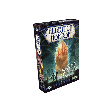 Eldritch Horror: Signs of Carcosa Expansion Strategy Game