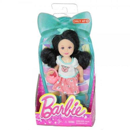 Barbie Lamb Doll (Barbie Easter Exclusive 5.5 Tall Chelsea Doll Wearing Lamb Dress)