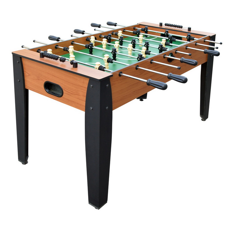 Blue Wave NG1033F Hurricane 54-in Foosball Table Light Cherry by Blue Wave Products