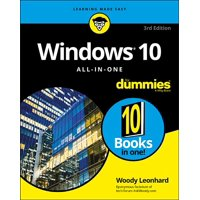 Windows 10 All-In-One for Dummies (Paperback)