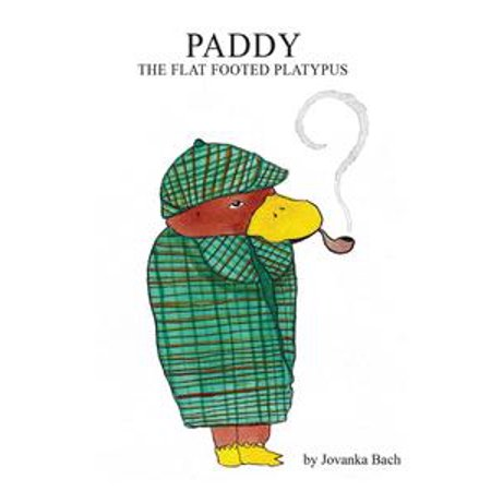 Platypus Bottle (Paddy the Flat Footed Platypus - eBook)