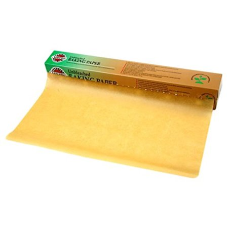 Unbleached Baking Paper, 73 Square Feet, Eliminates the need to grease baking pans and casserole dishes and prevents scorching. By Norpro Norpro Baking Pans