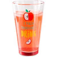 Pavilion - I Teach Therefore I Drink - 16 oz Pint Glass Tumbler
