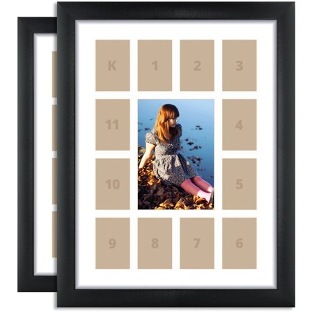 craig frames 12x16 school days collage frame set of 2