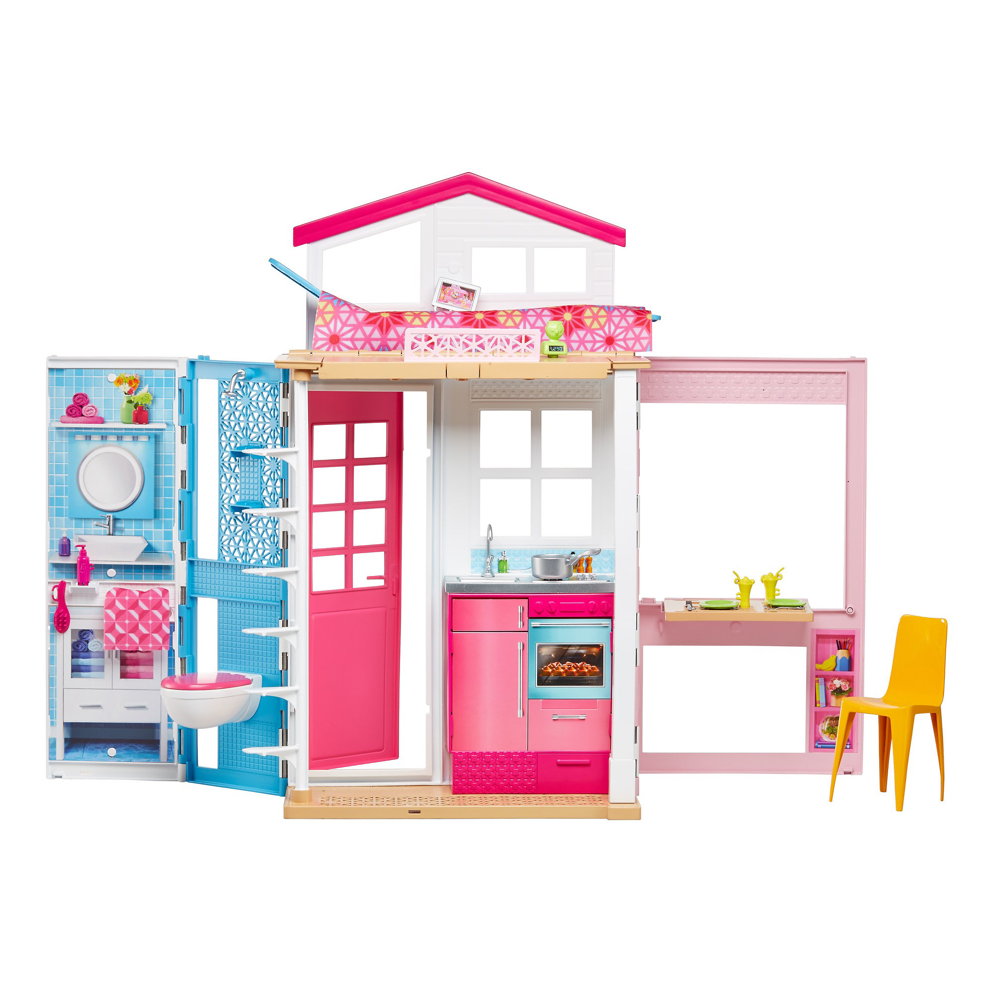 Barbie 2-Story House - Walmart.com