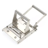 Stainless Steel Manual Edge Banding Machine Trimmer End Cutting Device Edge Trimmer Straight Trimming Hardware Tool for Carpenter