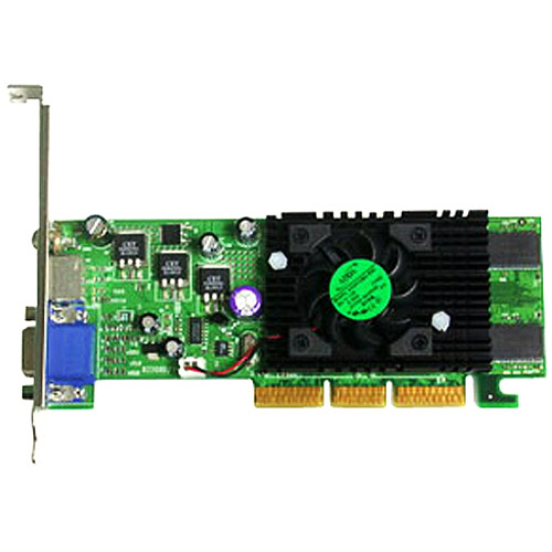 Jaton 3DFORCE FX5200TV Video Accelerator