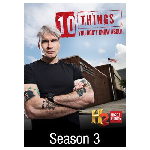 10 Things You Don't Know About: Season 3 (2014)