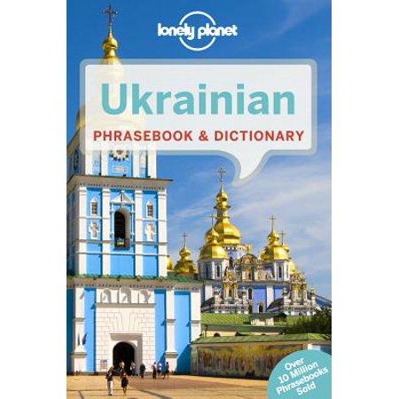 Lonely Planet Ukrainian Phrasebook & Dictionary ()