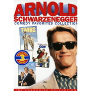 Arnold Schwarzenegger: Comedy Favorites Collection by UNIVERSAL HOME ENTERTAINMENT