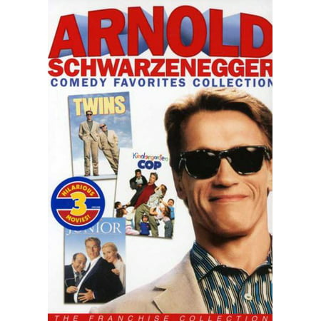 Arnold Schwarzenegger: Comedy Favorites Collection (DVD) ()