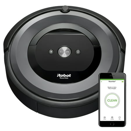 iRobot Roomba e6 Wi-Fi Connected Robot Vacuum (6134)](irobot roomba 880 vacuum cleaning robot for pets and allergies)
