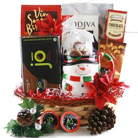 K-Cup Christmas - Christmas Coffee Gift Basket - Walmart.com