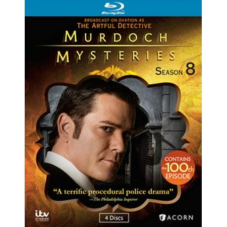 Murdoch Mysteries: Series 8 (Blu-ray)