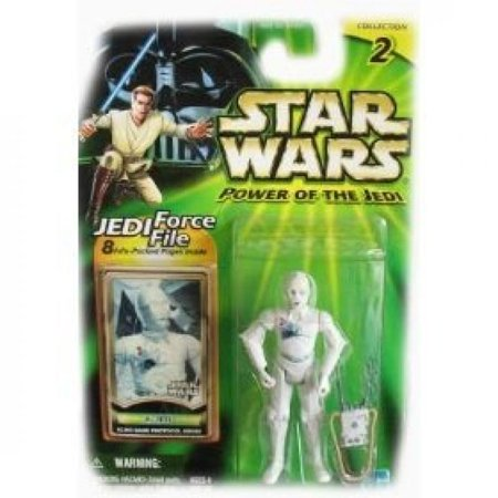 Star Wars Power of the Jedi Echo Base Protocol Droid K-3PO Action Figure