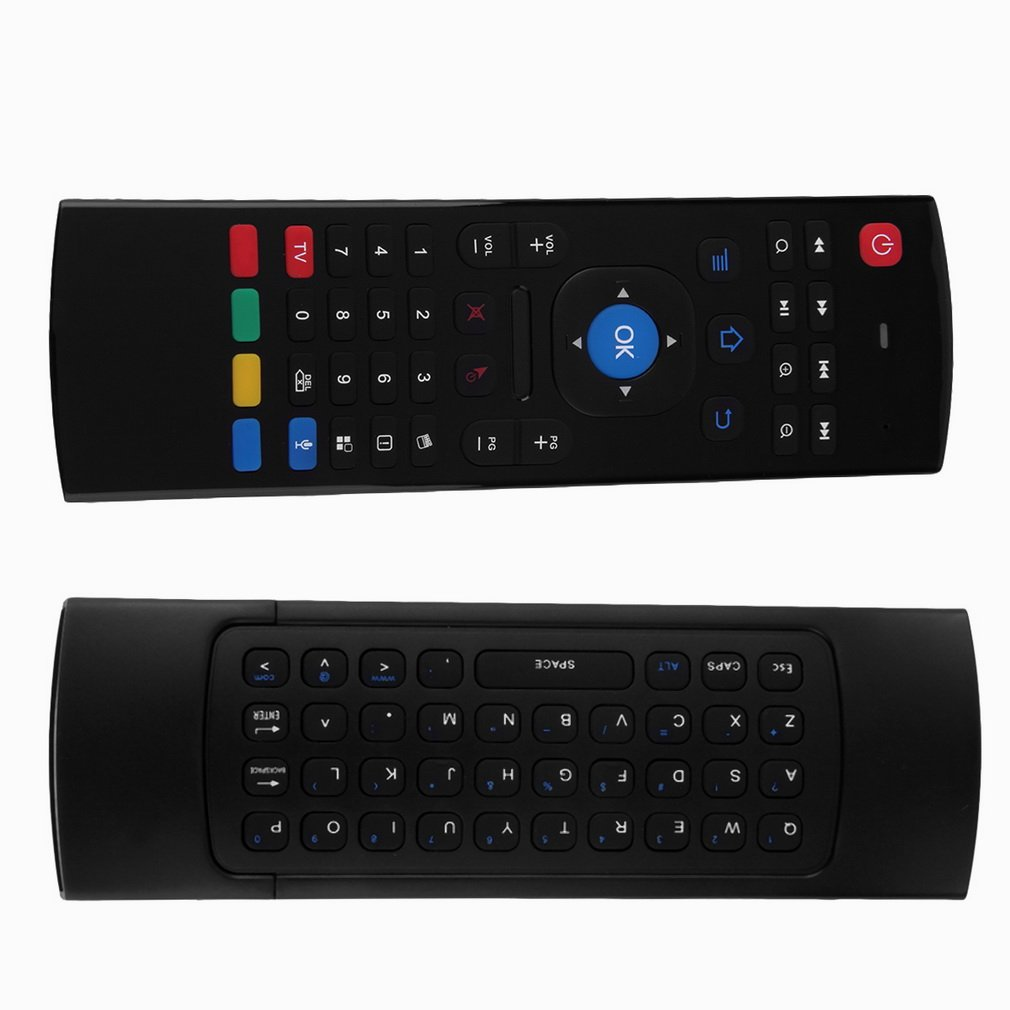 2.4G Smart Remote Control Fly Mouse W ireless Keyboard for MX3 for Android Mini PC TV Box Remote Control For l aptop