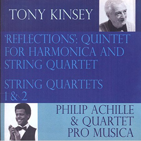 Quintet for String Quartet & Harmonica / Various