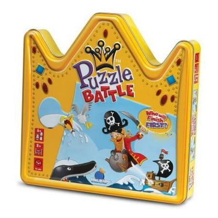 Puzzle Battle - Pirates