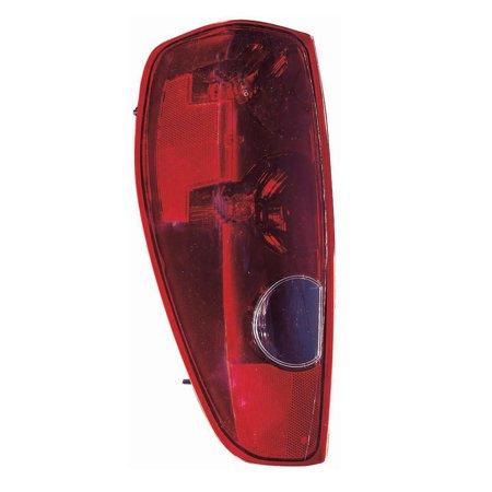 Chevy Colorado Driver Design - 2004-2012 Chevy Colorado Driver Side Tail Light GM2800164