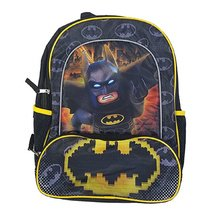 3f586a033d1 Backpack - LEGO Batman - Large 16 Inch - City View - Walmart.com