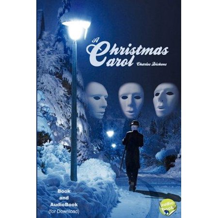 A Christmas Carol   Paperback Plus Link For Audiobook Download