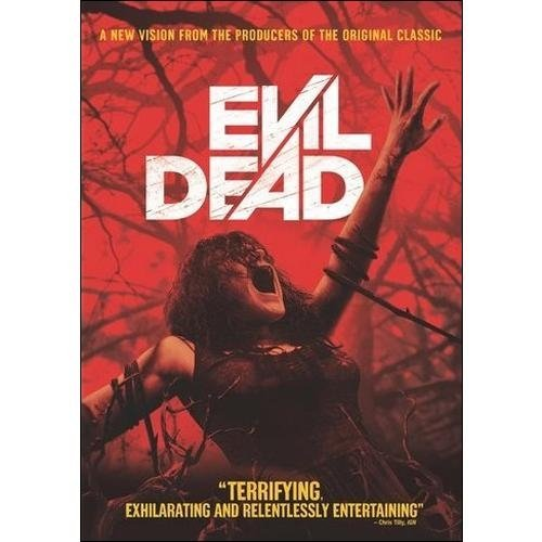 Evil Dead (2013) (With INSTAWATCH) (Anamorphic Widescreen)