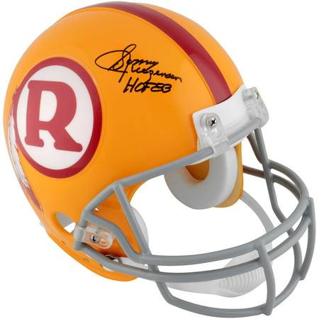 - Sonny Jurgensen Washington Redskins Autographed Throwback (70-71) Proline Helmet with