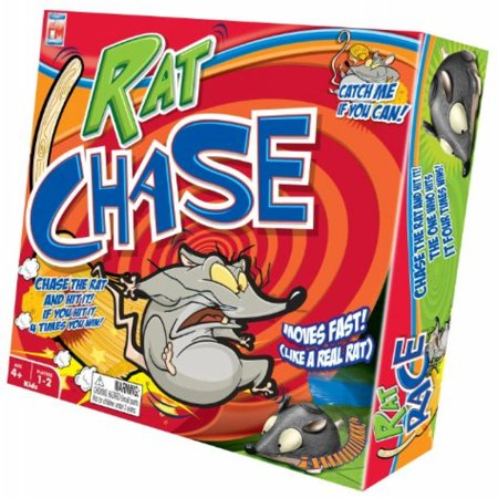 Fotorama Rat Chase Skill And Action Game - Halloween Rat Games