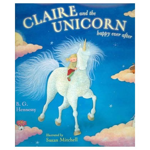 Claire And the Unicorn: Happy Ever After